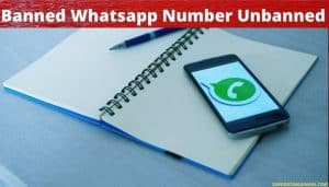 banned whatsapp number unbanned IN HINDI